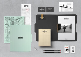 Brooklyn stationery